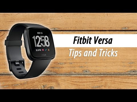 fitbit-versa-(lite)-tips-and-tricks