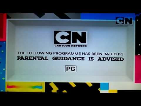 Cartoon Network Philippines - PG Classification (Dimensional) (2017)