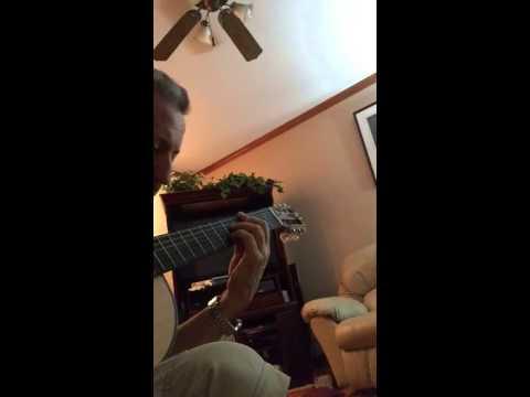 "Rich Daigle guitar tune ""Silver Linings"""