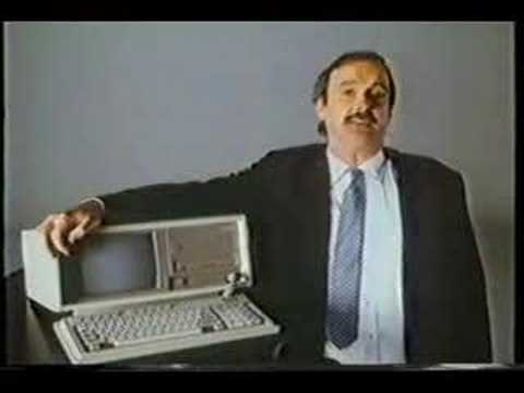 Image result for john cleese compaq