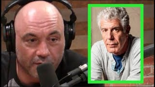 Joe Rogan Remembers Anthony Bourdain
