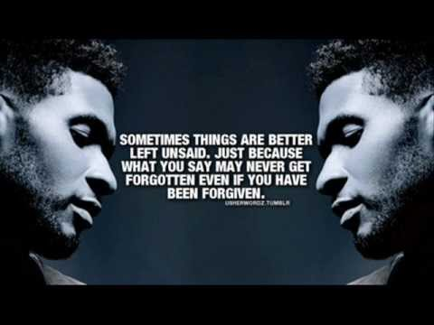 Usher - Whats a man to do with quotes