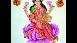 Making of Lakshmi Rangoli by Bhagyesh Kalburgi