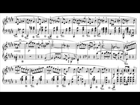 Chopin Mazurka Op.50 No.3 By Arthur Rubinstein (51/154)