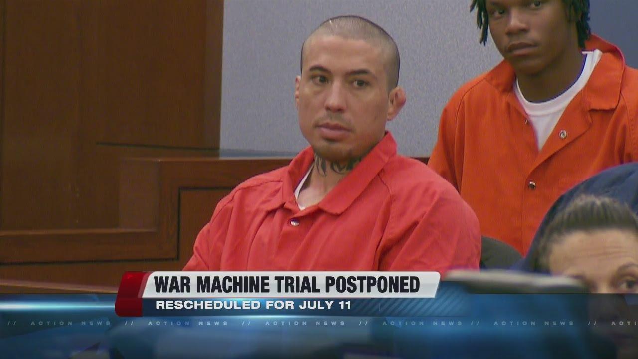 war machine sentenced 2015