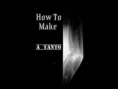 How To Make A Tanto