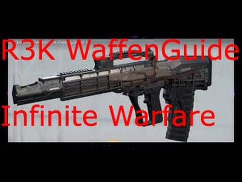 Infinite Warfare - Die beste Nuclear Klasse ! Bestes Klassensetup für Anfänger / Klassen Guide ! R3K
