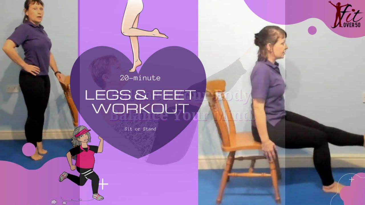 Legs & Feet Workout