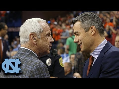 UNC's Roy Williams Reacts To Virginia Loss To 16-Seed UMBC