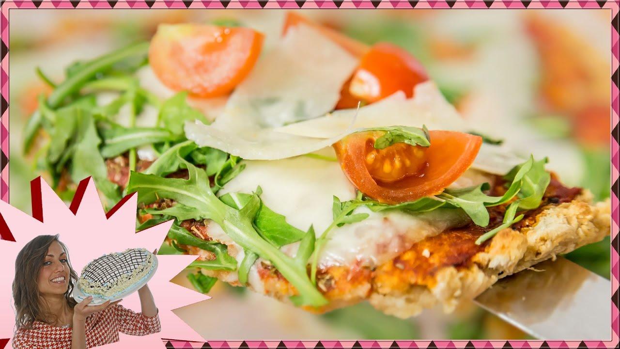 Pizza Di Pane Raffermo Facile Veloce E Favolosa Youtube
