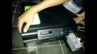 USB PRINTER BROTHER DCP J100