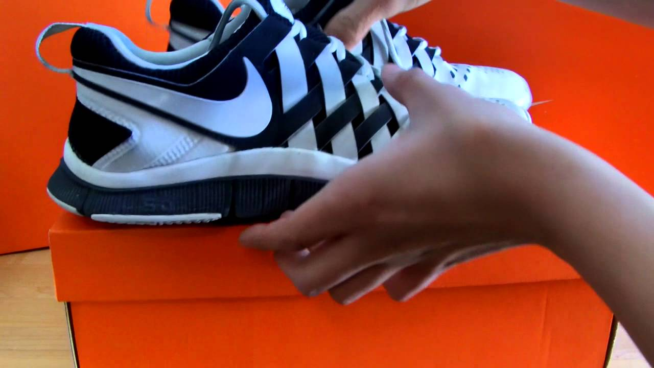 half off 4b047 61058 YIL  Nike Free Fingertrap Trainer 5.0 Training Shoes Review Best training  shoe ( 1) - YouTube