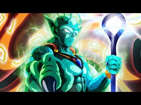Zalama Who Created Super Dragon Balls Hindi