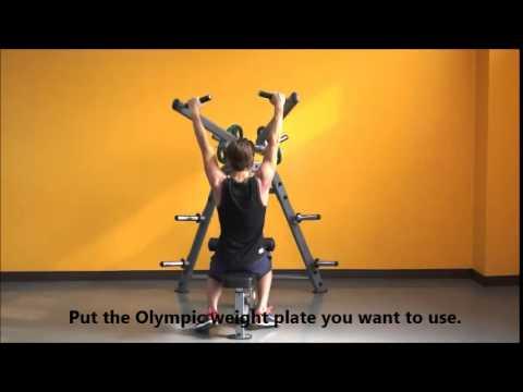 Steelflex Lat Pull Down Machine (PLLA) | Fitness Direct