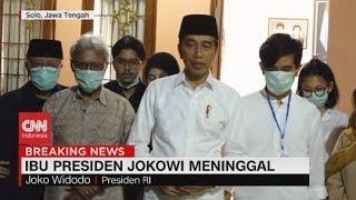 Gambar cover Ibunda Meninggal Dunia, Jokowi Mohon Doa dari Masyarakat