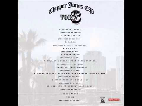 Joey Fatts - Chipper Jones Vol 3 EP (2014) (Full Mixtape)