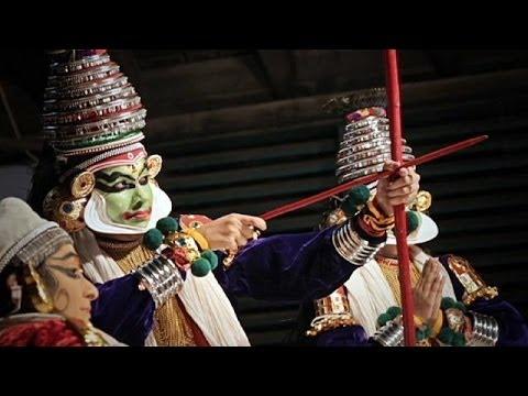 Bekannt Kathakali, la danse du Kérala - le mag - YouTube XH85