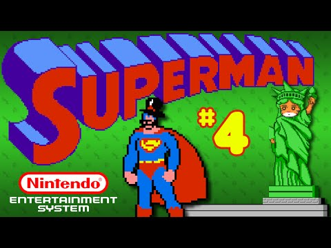 Superman (NES) - Part 4: Showtime At The Appollo - Octotiggy