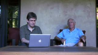 John Sandford Interview 1 (Part 1 of 4)