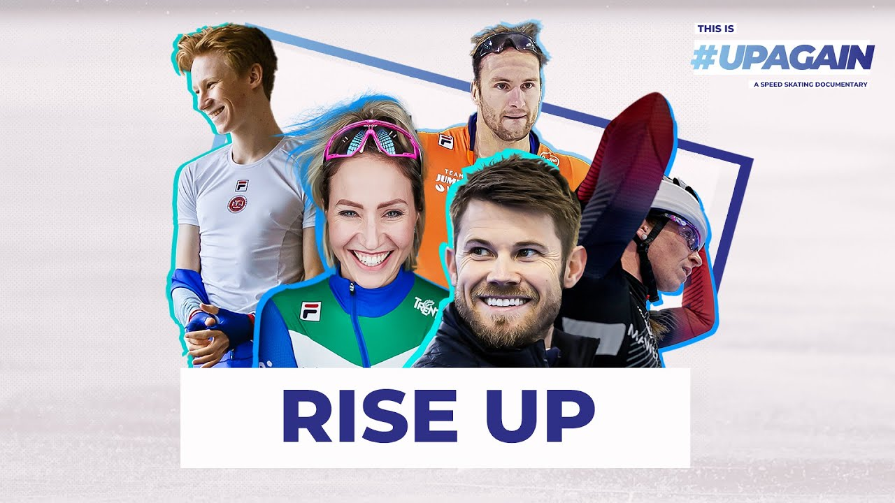 Download Episode 4: RISE UP | This is #UpAgain: A Speed Skating documentary
