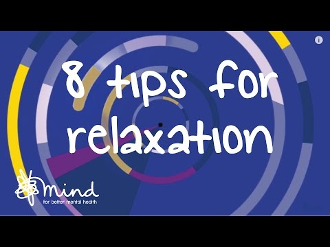 How to relax | 8 relaxation tips for your mental health