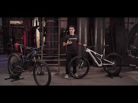 Bem-vindos à Idade de Ouro do Mountain Biking com a Stumpjumper e Stumpjumper Evo