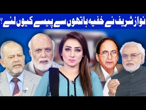 Think Tank - 25 May 2018 - Dunya News
