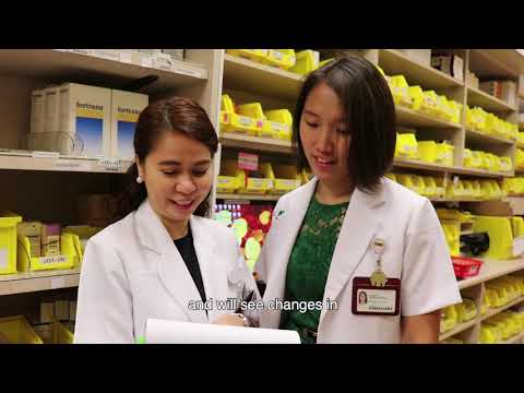 Pharmacy Technicians: Emerging Roles in Singapore's Healthcare System