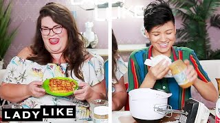 Download We Competed To Make The Best Waffles • Ladylike Mp3 and Videos