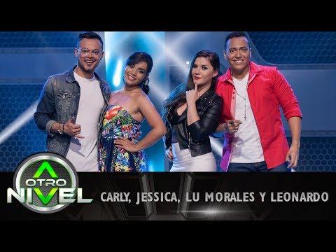 'Felices los 4' - Carly, Jessica, Lu Morales y Leonardo - Fusiones | A otro Nivel