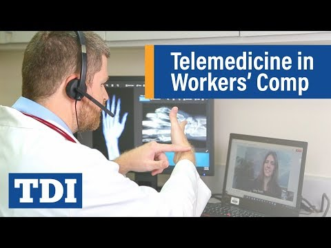 Telemedicine In Workers' Comp   Division Of Workers' Compensation