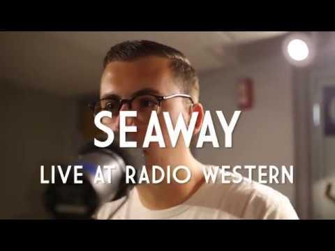 "Seaway - ""Airhead"" (Live @ Radio Western)"