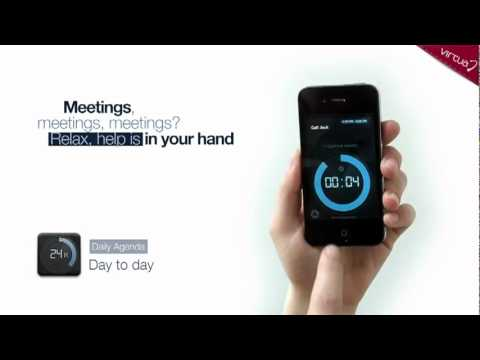 Daily Agenda - Day to day usage iOS