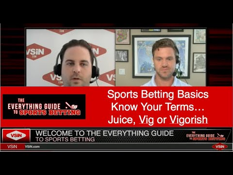 Vigorish sports betting live betting tipsters
