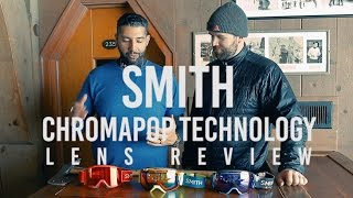 SMITH ChromaPop Everyday Series Lens Guide | SportRx