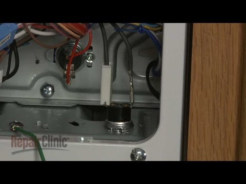 Base Thermostat - GE Microwave