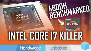 AMD Ryzen 7 4800H Review, Zen 2 Is A Mobile Productivity Beast!