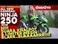 Nih Suara Knalpot dan Limiter Mesin New Kawasaki Ninja 250 2018 l GridOto Mp3