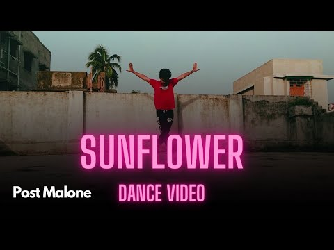 sunflower-dance-video-||-post-malone-hits||-spider-man:-into-the-spider-verse-||-by-ankan-das