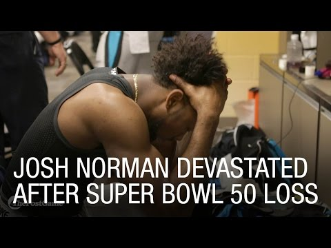 Josh Norman Devastated After Super Bowl 50 Loss
