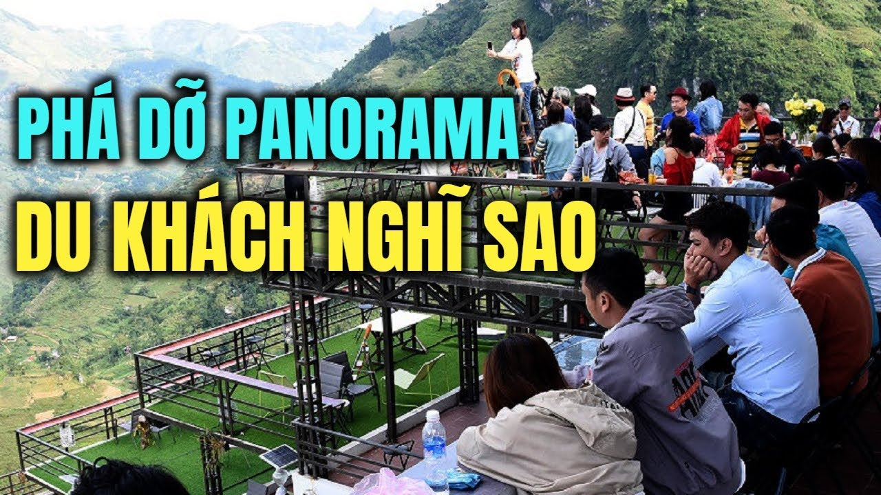 Phá dỡ nhà hàng 7 tầng Panorama trên đèo Mã Pì Lèng : Du khách nghĩ sao về quyết định này?