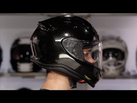 Thumbnail for Shoei RF-1200 Helmet Review