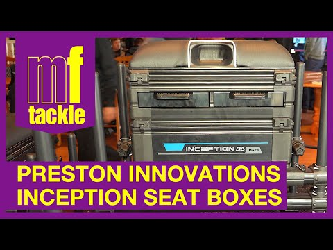 Preston Innovations Inception Seat Boxes