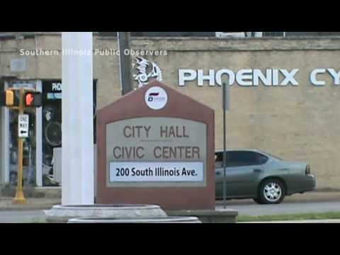 Carbondale, Illinois - City Hall & Civic Center - 1st amendment audit