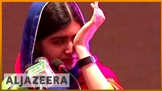 🇵🇰 Malala Yousafzai makes first Pakistan return since Taliban attack   Al Jazeera English