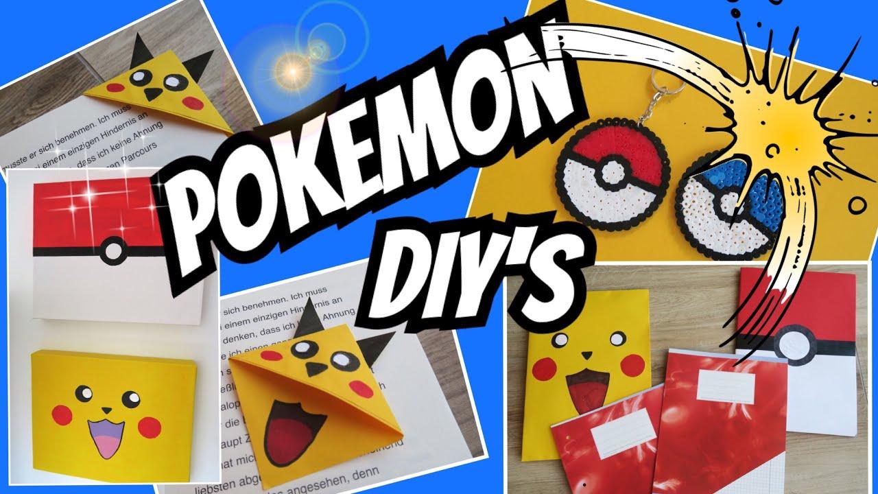 langeweile 4 pokemon diy 39 s coole m dchen z pfe frisuren youtube. Black Bedroom Furniture Sets. Home Design Ideas