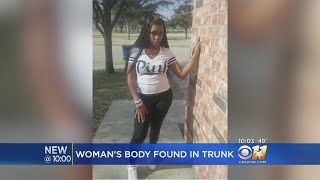 Man Faces Federal Charges After Woman's Body Found In Trunk