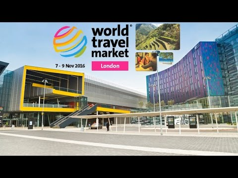 World Travel Market 2016 at ExCel London in 360°