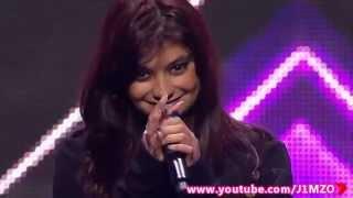 Jayanthy Murugesu - The X Factor 2012 Australia - AUDITION [FULL]