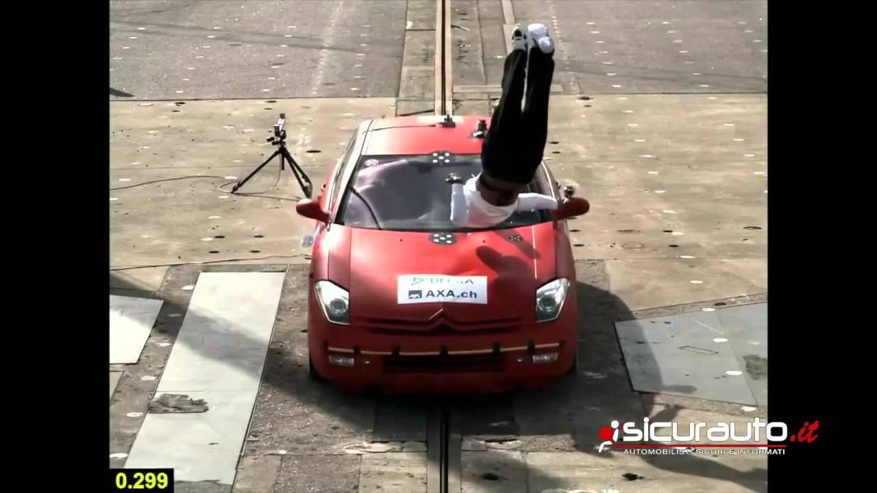 Car Vs Pedestrian Accident